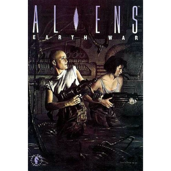 Aliens: Earth War Limited Edition