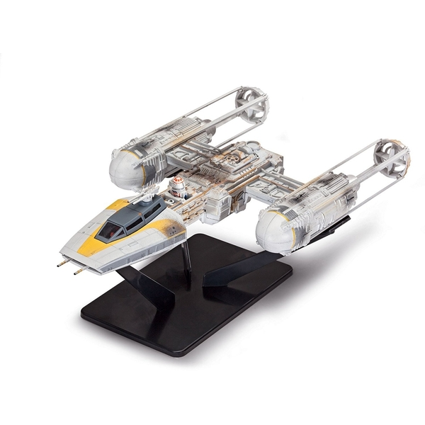 Y-Wing (Rogue One A Star Wars Story) Level 2 Revell 1:72 Model Kit - Image 2
