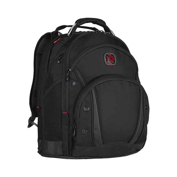 Wenger Synergy notebook case 40.6 cm (16 inch) Backpack Black