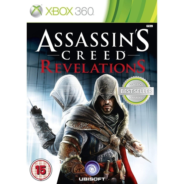 Assassin's Creed Revelations Special Edition Xbox 360 Game