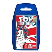 Top Trumps Team GB Card Game