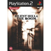 Ex-Display Silent Hill 4 The Room Game PS2 Used - Like New
