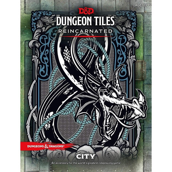 Dungeons & Dragon:s City - Dungeon Tiles Reincarnated