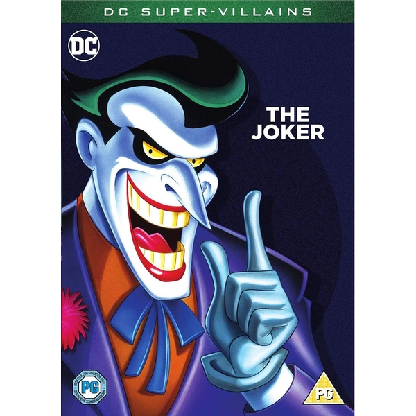 Dc Super-Villains: The Joker DVD