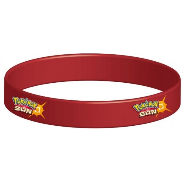 Pokemon Ultra Sun + Pokemon Sun Wristband 3DS Game - Image 3