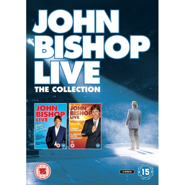 John Bishop Live - The Collection DVD