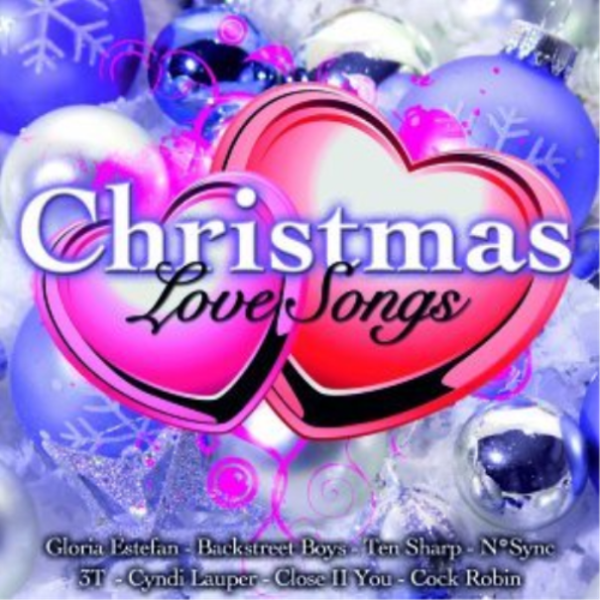 Christmas Love Songs CD