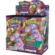 Pokemon TCG: Sun & Moon 11 Unified Minds Booster Box (36 Packs)