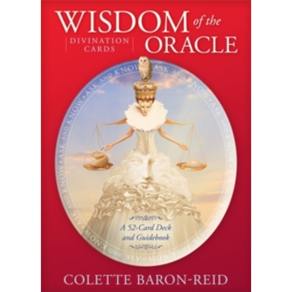 Wisdom of The Oracle Divination Cards: Ask and Know by Colette Baron-Reid Colette (2015)