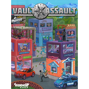 Vault Assault Dice Board Game