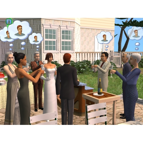 The Sims 2 Deluxe Game PC - Image 3