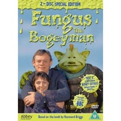 Fangus The Bogeyman 2 Disc Special DVD