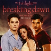 The Twilight Saga Breaking Dawn Part 1 The Score CD