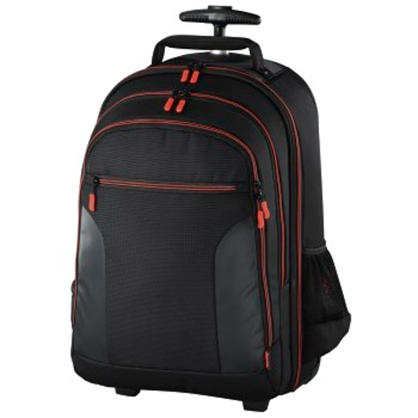 "Hama ""Miami"" Camera Trolley, 200, black/red"