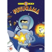 Futurama: Season 3 [DVD] [DVD] (1999) Billy West; Katey Sagal; John DiMaggio
