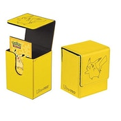Ultra Pro Pokemon Pikachu Flip Deck Box