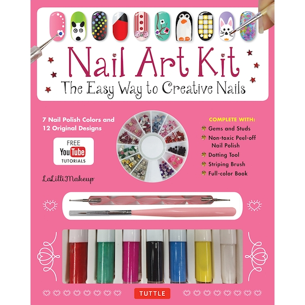 Nail Art Kit : The Easy Way to Creative Nails
