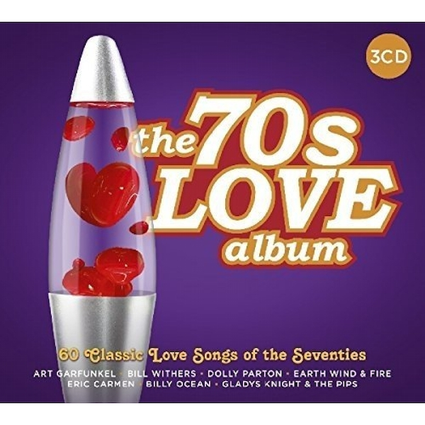 Various Artists - The 70s Love Album CD