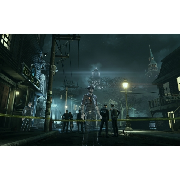 Murdered Soul Suspect PS3 Game - Image 3