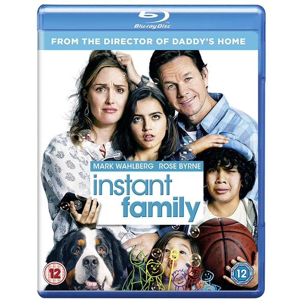 Instant Family Blu-ray