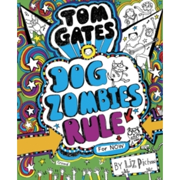 Tom Gates: DogZombies Rule (For now) : 11