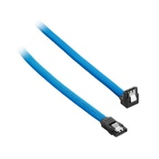 CableMod ModMesh Right Angle SATA 3 Cable 30cm - Light Blue