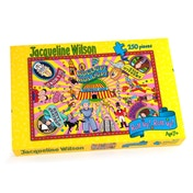 Jacqueline Wilson Roll Up Roll Up 250 Piece Jigsaw Puzzle