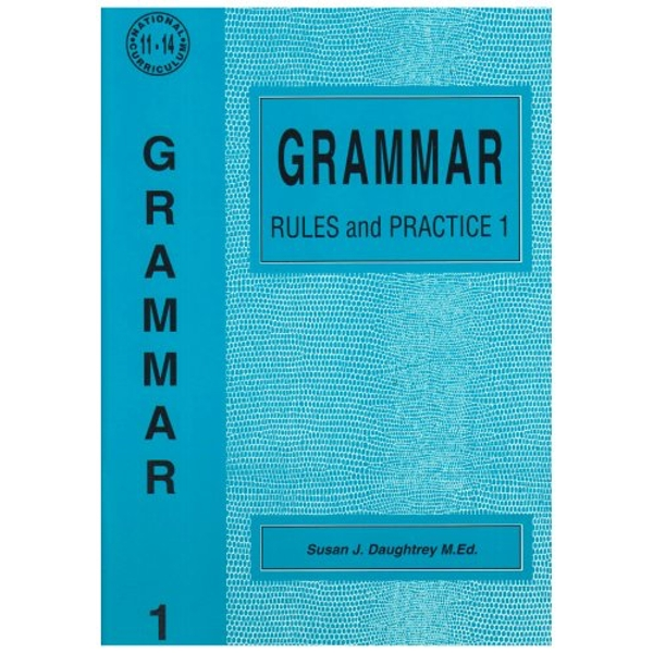 Grammar Rules and Practice: No. 1 by Susan J. Daughtrey (Paperback, 1995)
