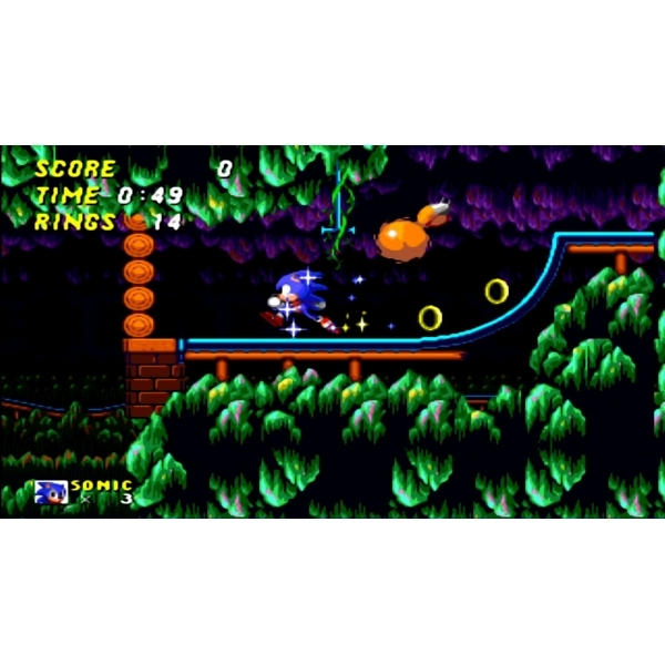 Sonics Ultimate Genesis Collection Game PS3 - Image 3