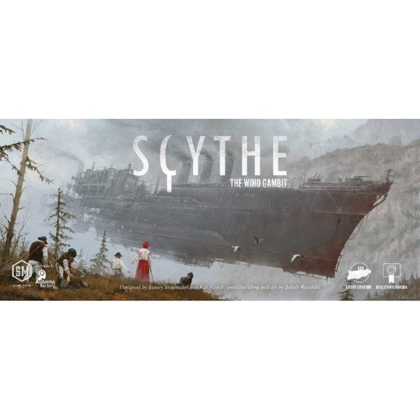 Scythe: The Wind Gambit Expansion - Image 2