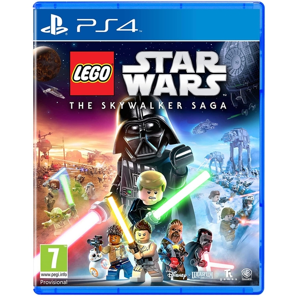 Lego Star Wars The Skywalker Saga PS4 Game