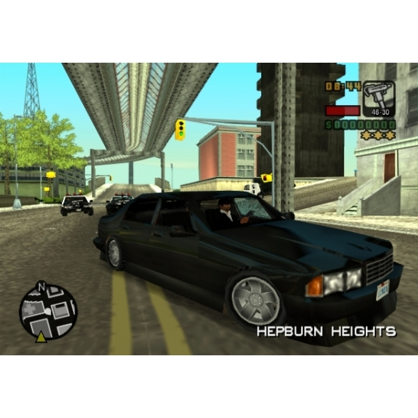 Grand Theft Auto GTA Liberty City Stories Game PS2 - Image 2