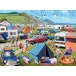Leisure Days No.5 Camping & Caravanning Jigsaw Puzzle - 1000 Pieces - Image 2