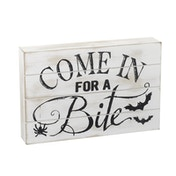 Come In For A Bite Plaque by Heaven Sends