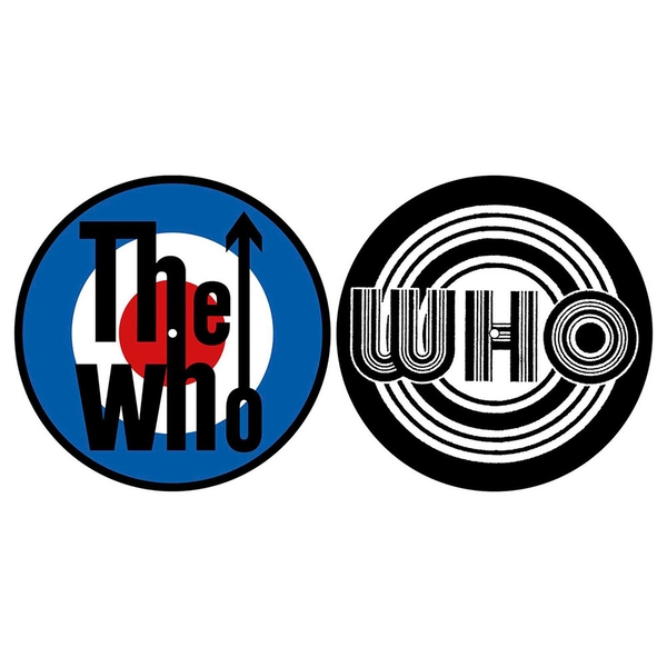 The Who - Target Turntable Slipmat Set