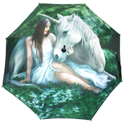 Anne Stokes Pure Heart Umbrella