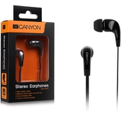 Canyon Essential Stereo Earphones Black