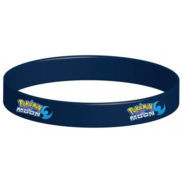 Pokemon Ultra Moon + Pokemon Moon Wristband 3DS Game - Image 3