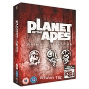 Planet Of The Apes Primal Collection 1-8 Blu-ray