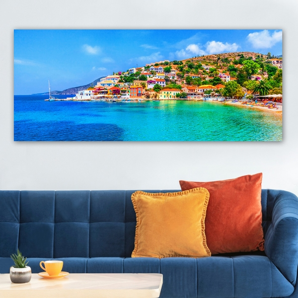 YTY310178012_50120 Multicolor Decorative Canvas Painting