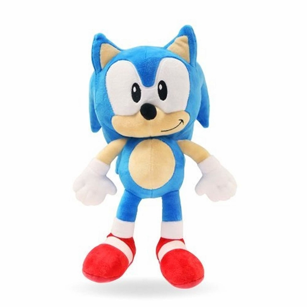 Sonic The Hedgehog SEGA Plush