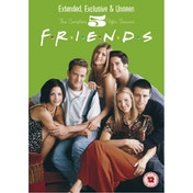 Friends Season 5 - Extended Edition DVD
