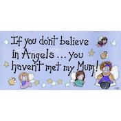 If You Don't Believe In Angels Pack Of 12