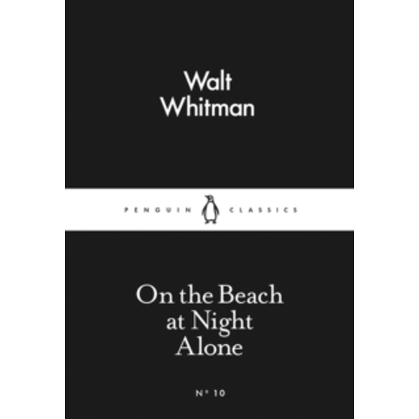 On the Beach at Night Alone by Walt Whitman (Paperback, 2015)