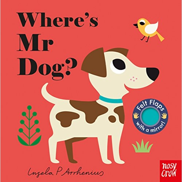 Where's Mr Dog? The Comprehensive Guide 2018 Board book
