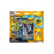 Pokemon TCG Raikou Collector's Pin 3 Pack Blister