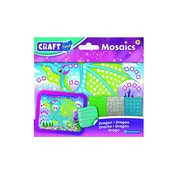 Craft Time Mosaics Mini Dragon