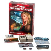 The Resistance 2nd Edition Board Game
