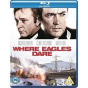 where eagles dare Blu-ray