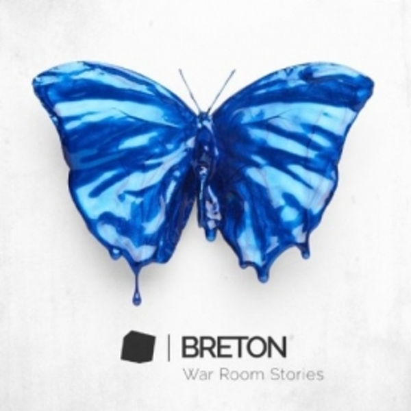 Breton - War Room Stories CD
